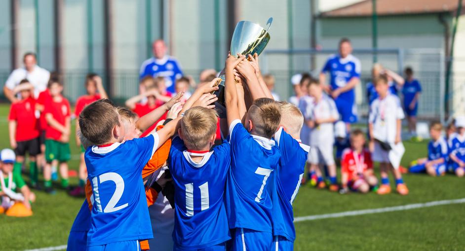Teambuilding bei Fussballteams