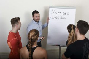 Im Teamworkshop gemeinsame Ziele erarbeiten!